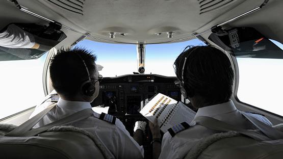 パイロットトレーニング・海外留学サポート